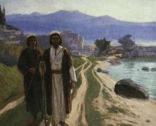 Решили идти в Иерусалим — Василий Поленов