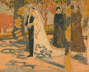 Wedding Procession — Морис Дени