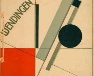 Wendingen — Эль Лисицкий