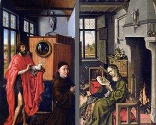 Werl Altarpiece — Робер Кампен