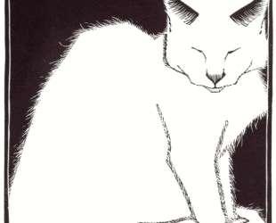 White Cat I — Мауриц Корнелис Эшер