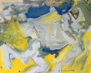 White Nude — Виллем де Кунинг
