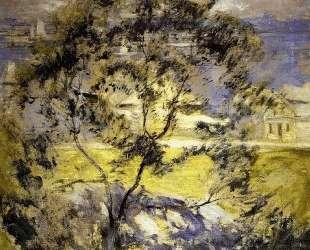 Wild Cherry Tree — Джон Генри Твахтман (Tуоктмен)