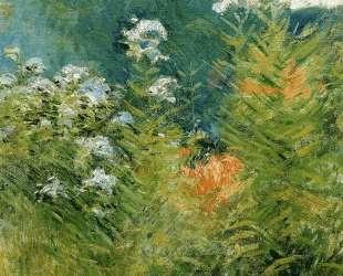 Wildflowers — Джон Генри Твахтман (Tуоктмен)