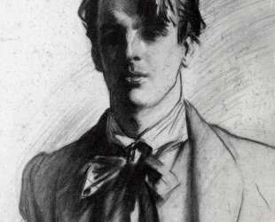 William Butler Yeats — Джон Сингер Сарджент