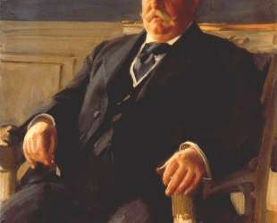 William H. Taft — Андерс Цорн