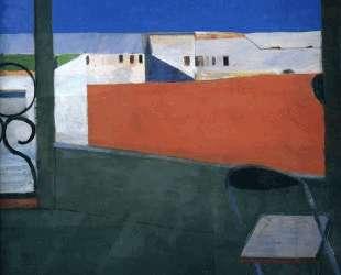 Window — Ричард Дибенкорн