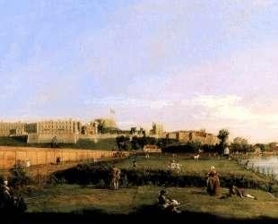 Windsor Castle — Каналетто