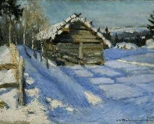 Winter — Игорь Грабарь