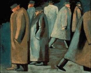 Winter — Хосе Клементе Ороско