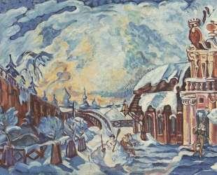 Winter Fantasy — Сергей Судейкин