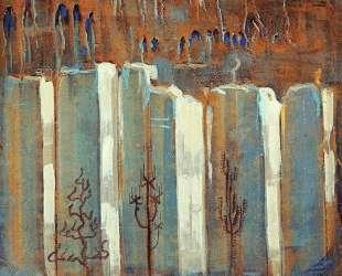 Зима (III) — Микалоюс Чюрлёнис