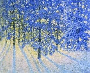 Winter Morning — Игорь Грабарь