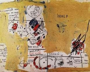 Волчья колбаса — Жан-Мишель Баския