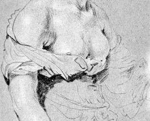 Woman Figure — Габриель Метсю