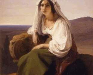 Woman from Ciociaria — Франческо Хайес