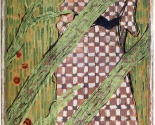 Woman in a Checked Dress — Пьер Боннар