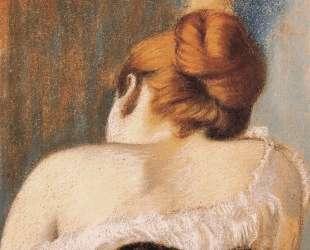 Woman in corset — Федерико Дзандоменеги