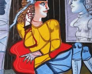 Woman in the Mirror — Димитрис Митарас