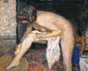 Woman leaning — Пьер Боннар