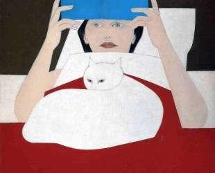 Woman Reading — Уилл Барнет