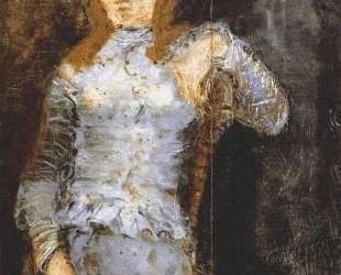 Woman's Portrait — Владимир Татлин