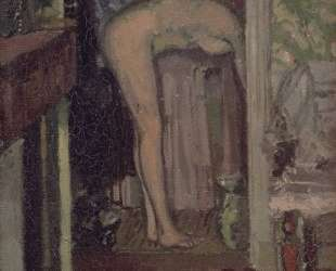 Woman Washing her Hair — Уолтер Сикерт