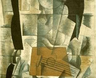 Женщина с гитарой — Жорж Брак