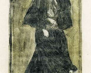 Woman with a Parasol — Пьер Боннар