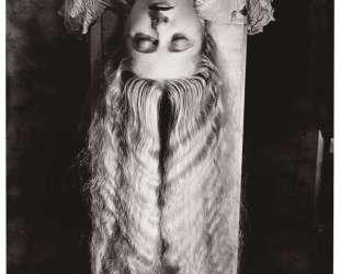 Woman with Long Hair — Ман Рэй