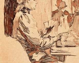 Women in the tavern — Франтишек Купка