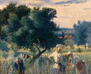 Women Tying the Vine — Анри Эдмон Кросс