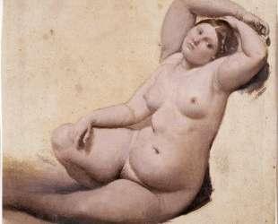 Женщина с тремя руками — Жан Огюст Доминик Энгр
