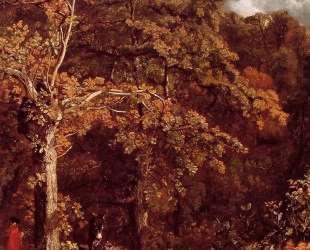 Леснойпейзаж — Джон Констебл