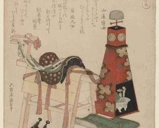 Wooden Horse — Кацусика Хокусай