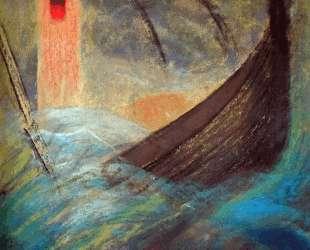 Гнев (II) — Микалоюс Чюрлёнис