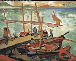 Yacht — Андре Дерен