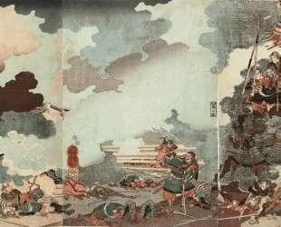 Yamamoto Kansuke — Утагава Куниёси