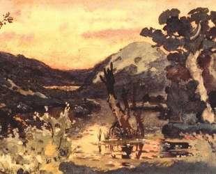 Yarilin Valley — Виктор Васнецов
