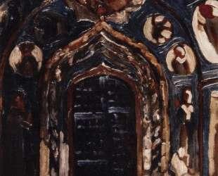 Ярославль. Паперть церкви Иоанна Предтечи. — Николай Рерих