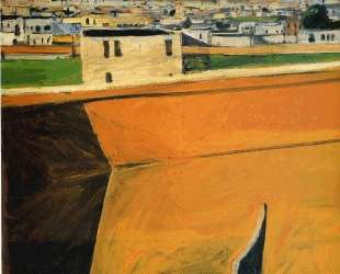 Yellow Porch — Ричард Дибенкорн