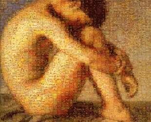 Young male nude — Роберт Сильверс
