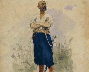 Запорожец — Илья Репин