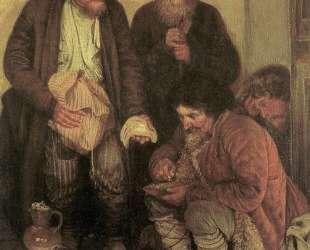 Земство обедает (этюд) — Григорий Мясоедов