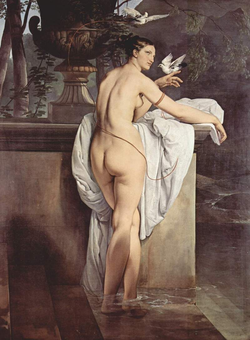 Fucking nude paintings of women hot sex videos japanese