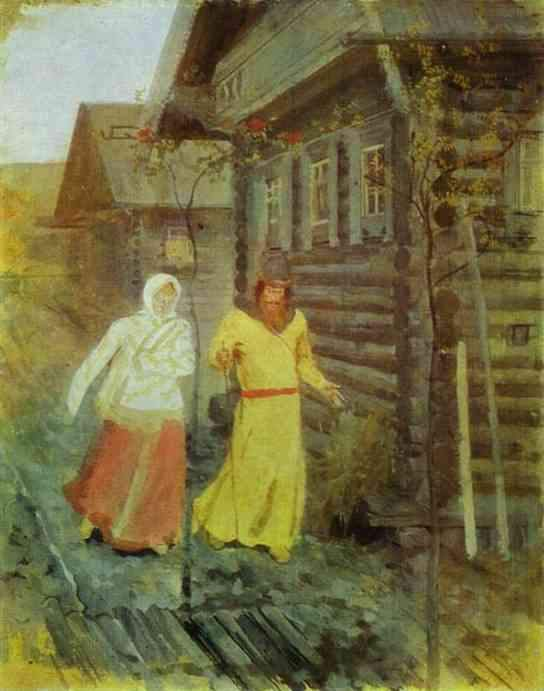In the Village — Андрей Рябушкин