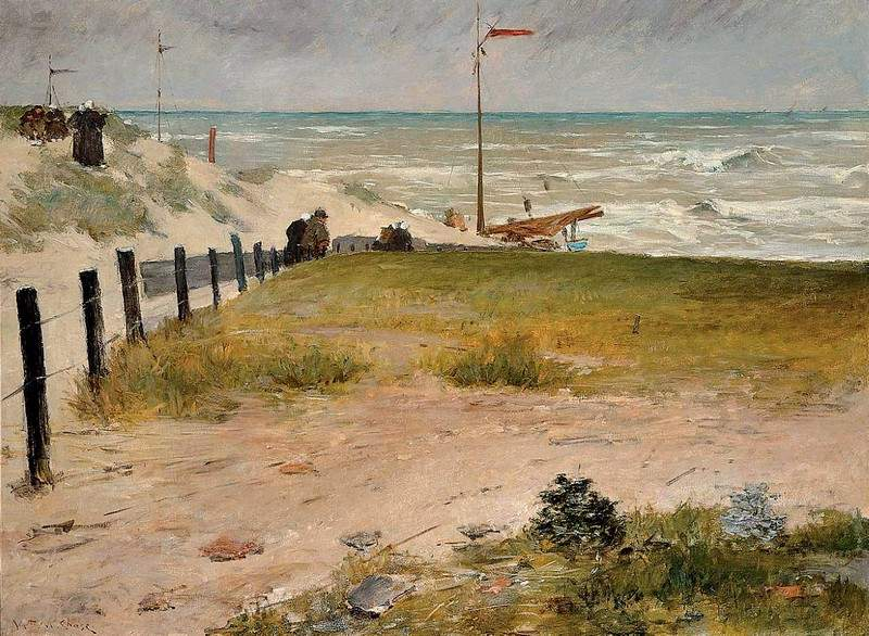 The Coast of Holland — Уильям Меррит Чейз