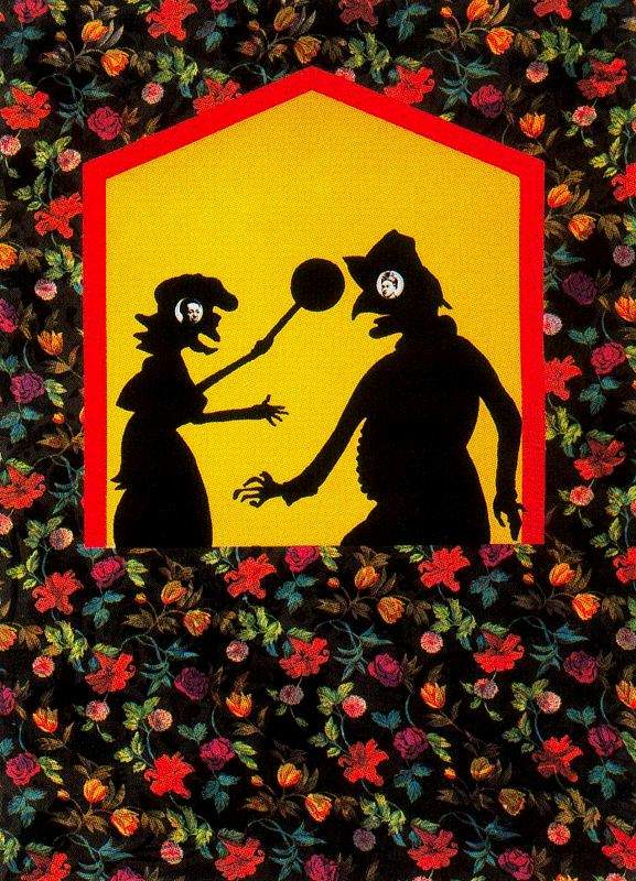 The Punch and Judy Show — Frida and Diego — Мириам Шапиро